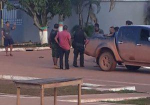 Policial é preso em tentativa de furto à agência; 1 morre e 2 ficam feridos