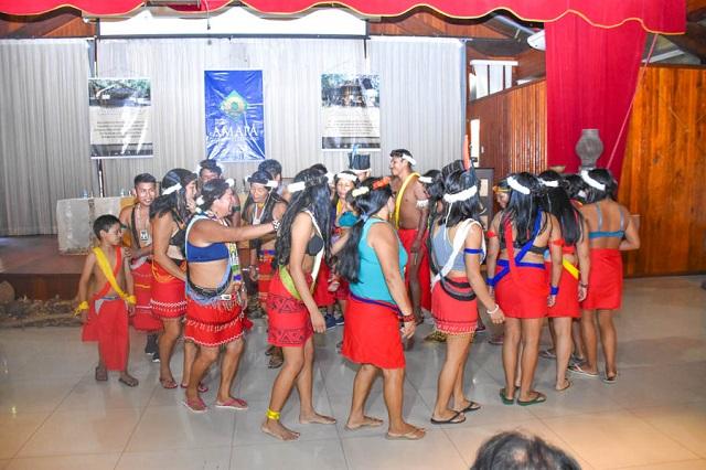Casas indígenas contarão histórias de 9 etnias no Museu Sacaca
