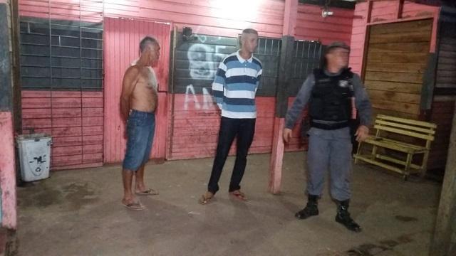 Pai e filho vendiam drogas em feira de Macapá, afirma PM