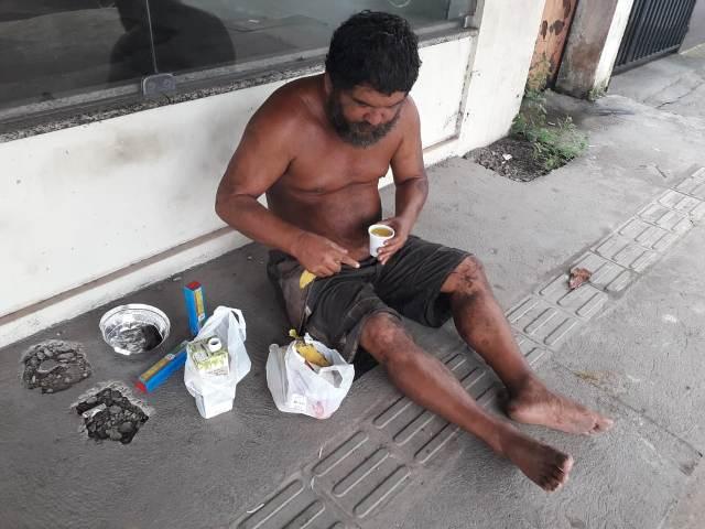 Um encontro com a fome