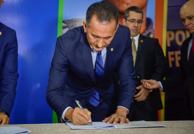 Amapá passa a integrar banco de dados nacional de segurança pública
