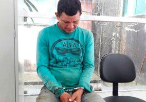 Condenado por matar a esposa é preso na zona norte de Macapá