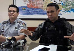 Policial teria planejado roubo à agência, afirma comando do Bope