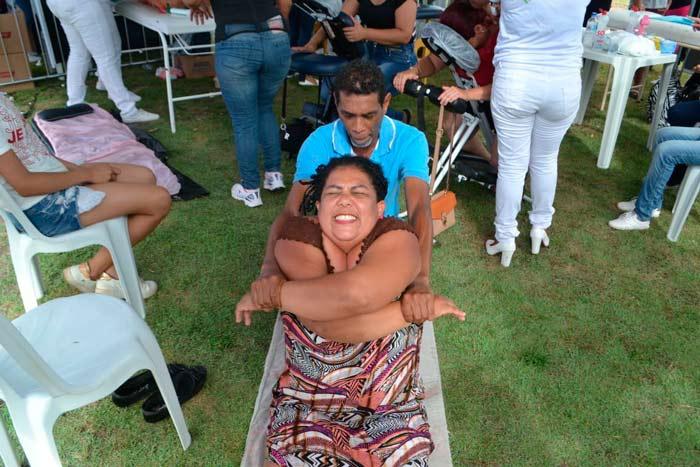 Amapaense aproveita o Sesi Saúde Total