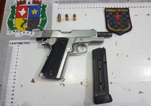 Latrocida morre em troca de tiros com a PM