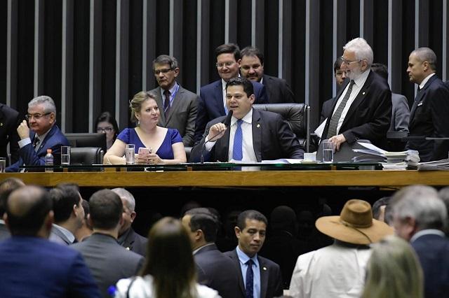 Davi conduz liberação de R$ 249 bilhões suplementares à União