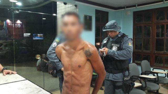 Mesmo confessando assalto à policial, suspeito pode ser solto
