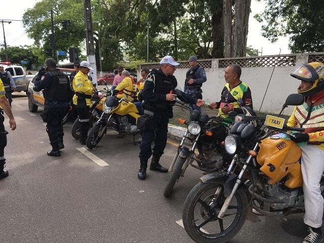 CTMac deflagra operação contra transporte clandestino de passageiros