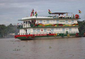 UBS fluvial ultrapassa 1 mil atendimentos no Bailique