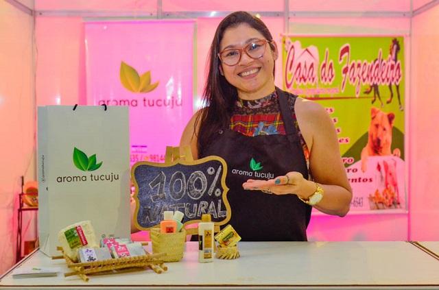 Novas tecnologias e produtos artesanais estão em exposição na ExpoBúfalo