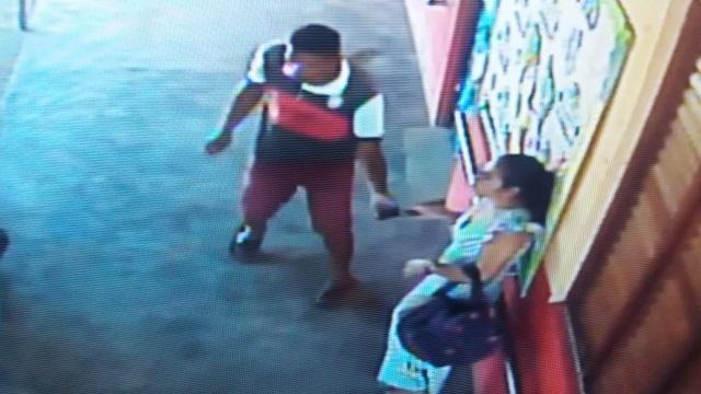 Assaltante que fez arrastão em escola morre após confronto com a Força Tática. VÍDEO