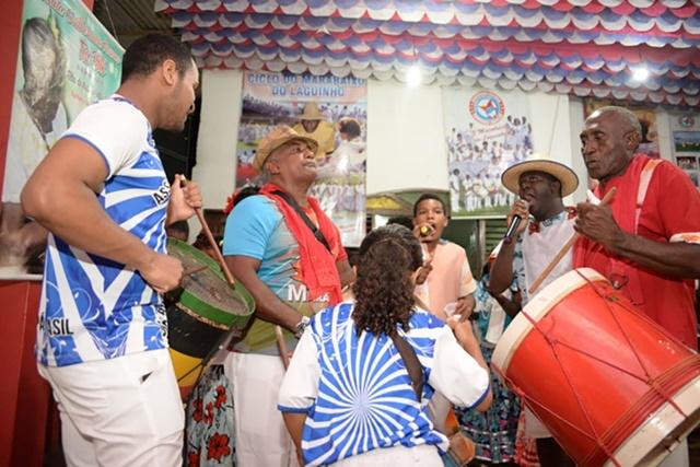 Festas em barracões de Macapá encerram Ciclo do Marabaixo 2019