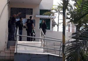 Operação cumpre mandados na Câmara de Vereadores de Macapá