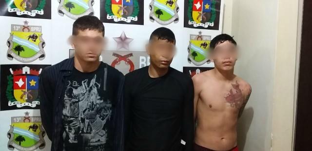 URGENTE: Após decapitar rival, membros de facção são presos no Amapá