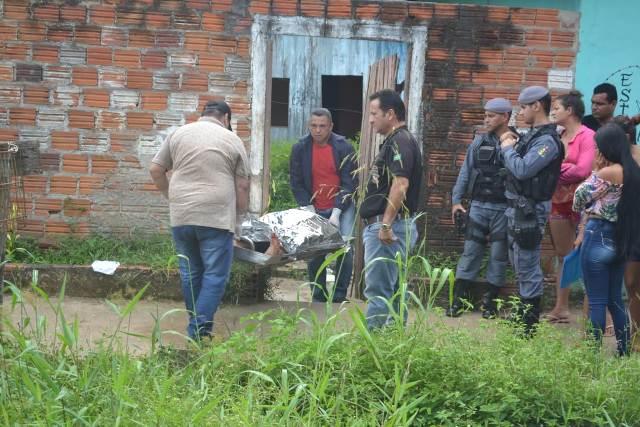 No Brasil Novo, ex-detento é morto com tiro no peito