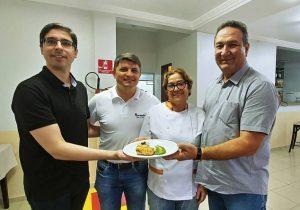 Chefs se reúnem para definir cardápio do Circuito Nacional de Gastronomia da Fecomércio