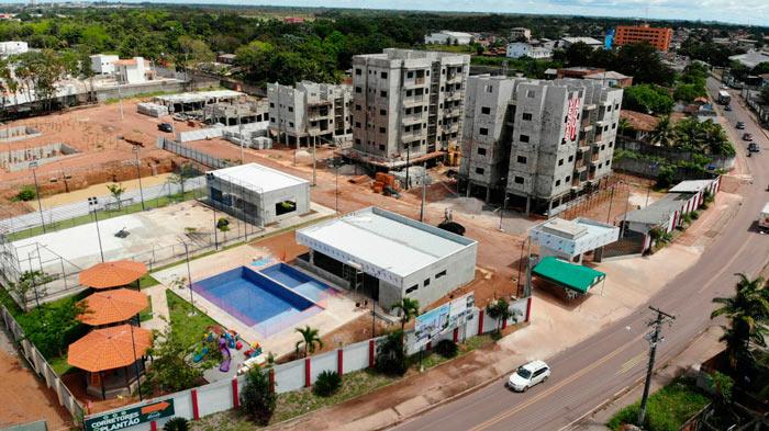 Barcelona: Com obras adiantadas, apartamentos já têm previsão para serem entregues