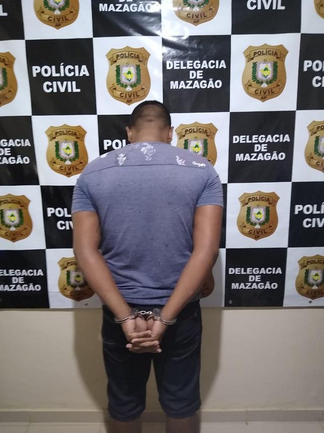 Polícia captura acusado de matar e jogar corpo de homem no Rio Araguari