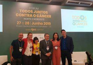 Em fórum contra o câncer, hospital se oferece para atender crianças do Amapá