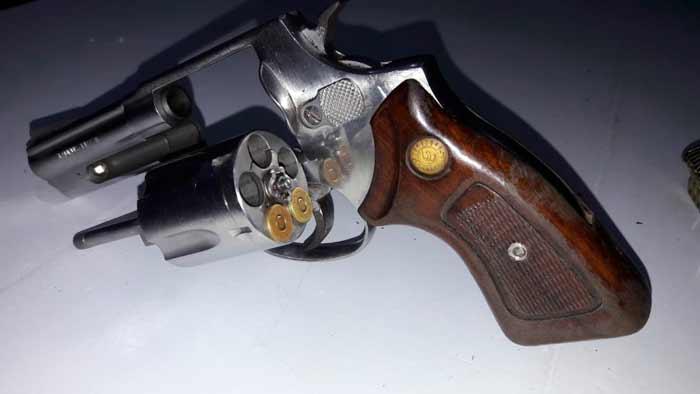 Após festa em apartamento, PM descobre arma de fogo