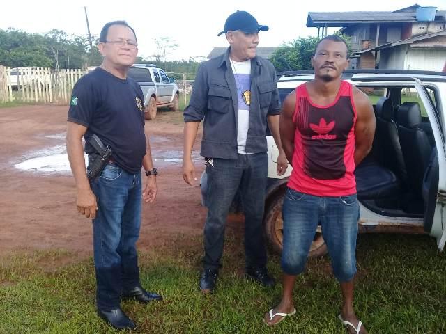Acusado de matar guarda municipal é preso