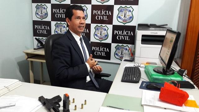 Polícia Civil recupera pistola roubada de policial militar
