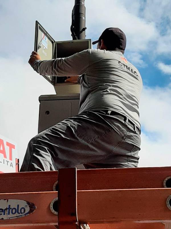 Pane elétrica afeta semáforos em Macapá