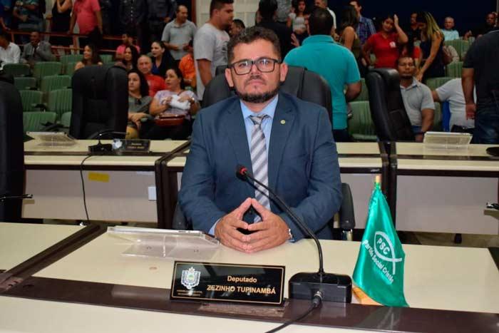 Ação pede cassação de deputado e multa em valor máximo: R$ 170 mil