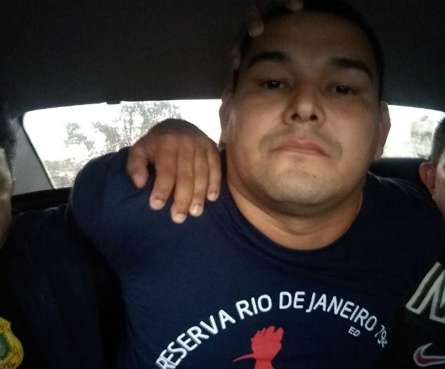 Acusado de dar fuga a assassinos de policial rodoviário é preso