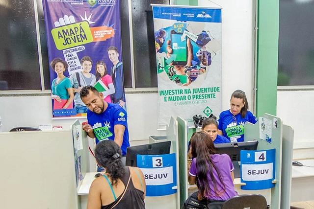 Programa Amapá Jovem convoca inscritos para habilitação