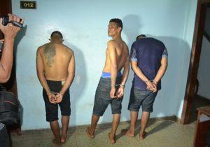 Força Tática prende suspeitos de assaltar pacientes em clínica médica. VÍDEO