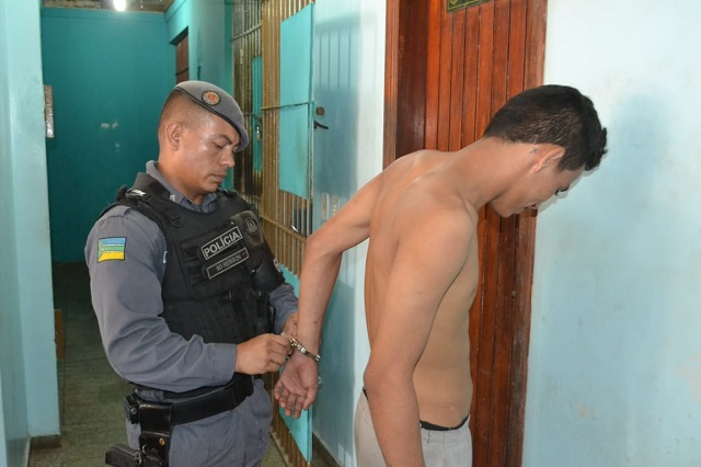 PM descobre boca de fumo no Centro de Macapá