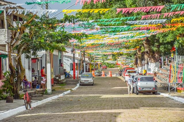 Vila de Mazagão Velho está pronta para a Festa de São Tiago