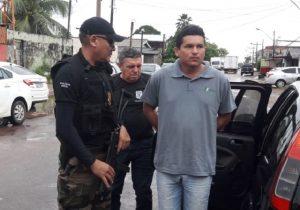 Pistoleiro do RN é preso no Amapá durante ação da Polícia Civil