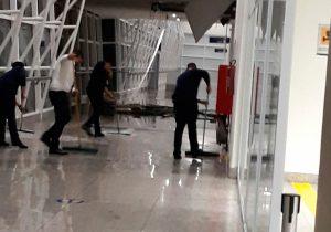 """Infraero diz que aeroporto está na """"garantia"""""""