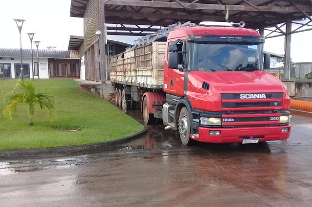 Amapá entra nas rotas de exportação pela Ponte Binacional
