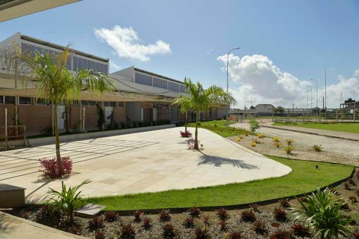Hospital Universitário do Amapá entra em fase de conclusão