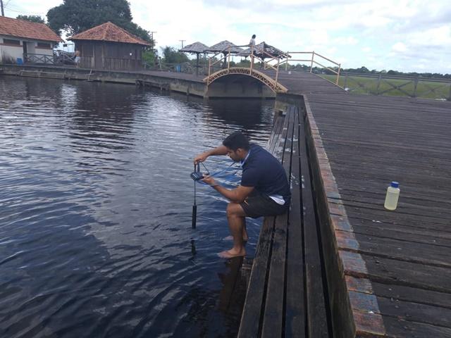 Imap avalia 4 balneários no Amapá próprios para banho
