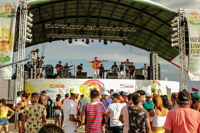 Macapá Verão traz mais de 30 artistas aos palcos esta semana
