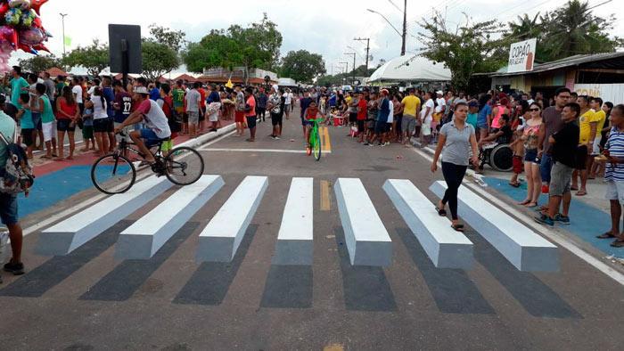 1º domingo do Macapá Verão tem praia, faixas 3D, música e escolha da musa