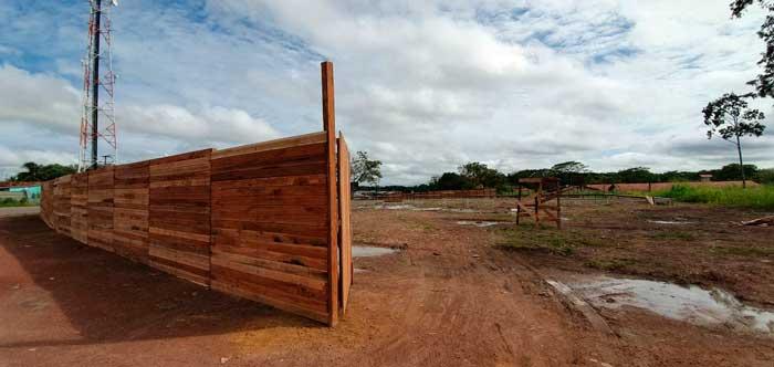 Começam as obras de ampliação do sistema de segurança do Amapá