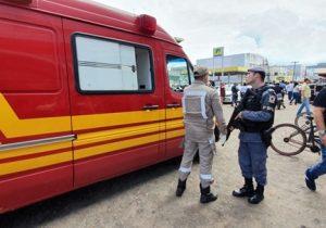 Estado de saúde do sargento ferido em roubo é estável, informa PM