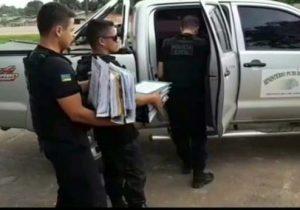 Gestão Bessa é alvo de operação policial em Porto Grande