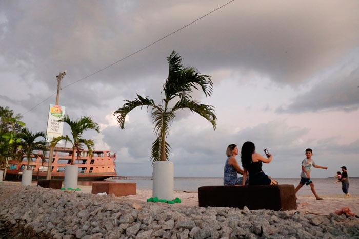 Nova praia em Fazendinha é uma das novidades do Macapá Verão