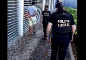 Ex-secretário parlamentar de Santana é alvo de operação da PF