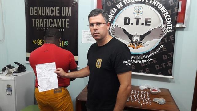 Anotação de traficante preso indica depósito de R$ 90 mil à facção