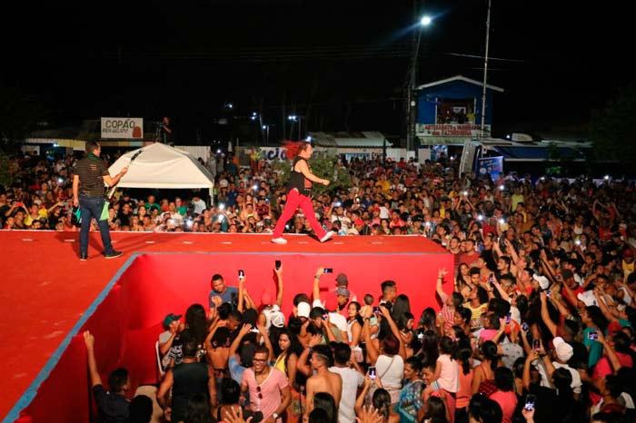 Macapá Verão: 20 mil passaram por Fazendinha no 1º domingo, diz Guarda
