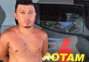 Denunciado por comparsa em Afuá, suspeito de tráfico é preso em Macapá
