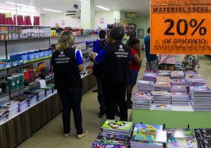 Material escolar: veja onde comprar mais barato