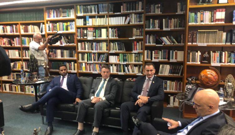 Governadores da Amazônia pedem recursos do Fundo da Lava-Jato